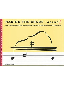 Making The Grade: Grade Two (Piano) Books | Piano