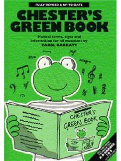 Chester's Green Book Books |