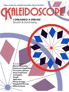 Kaleidoscope: I Dreamed A Dream (Les Miserables) Books | Ensemble