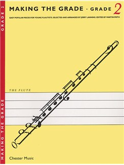 Making The Grade: Grade Two (Flute) Books | Flute, Piano