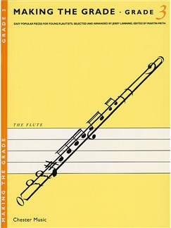 Making The Grade: Grade Three (Flute) Books | Flute, Piano