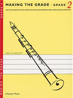 Making The Grade: Grade Two (Clarinet) Books | Clarinet, Piano