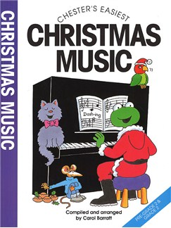 Chester's Easiest Christmas Music Books | Piano