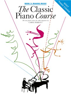 The Classic Piano Course Book 3: Making Music Books | Piano