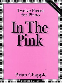 Brian Chapple: In The Pink Books | Piano