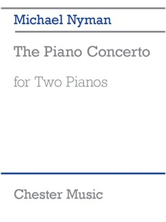 Michael Nyman: The Piano Concerto (2 Pianos) Books | 2 Pianos