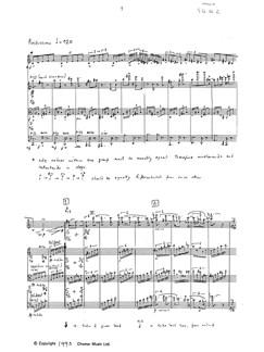 Benedict Mason: String Quartet No.2 Books | String Quartet