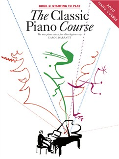 The Classic Piano Course Book 1: Starting To Play Libro | Piano