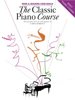 The Classic Piano Course Book 2: Building Your Skills Books | Piano