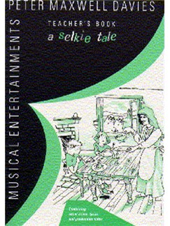 A Selkie Tale Teacher's Book Books | Piano, Ensemble, Voice