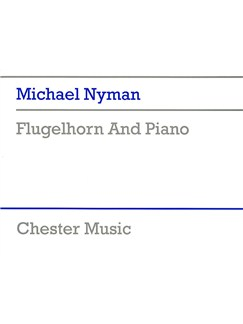 Michael Nyman: Flugelhorn And Piano Livre | Accompagnement Piano