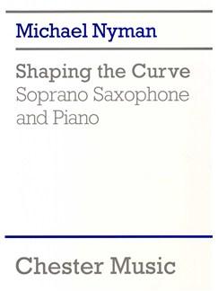 Michael Nyman: Shaping The Curve Books | Soprano Saxophone, Piano