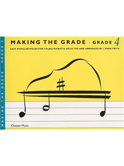 Making The Grade: Grade Four (Piano) Books | Piano