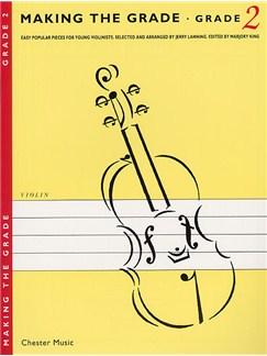 Making The Grade: Grade Two (Violin) Books | Violin, Piano