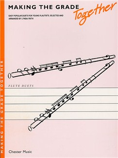 Making The Grade Together: Duets (Flute) Books | 2 Flute
