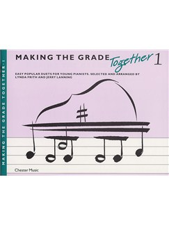 Making The Grade Together: Piano Duets Book One Books | Piano Duet