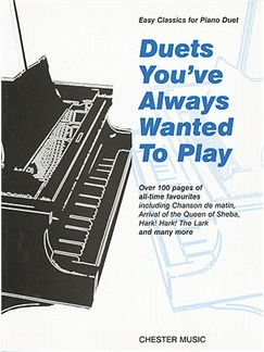 Duets You've Always Wanted To Play Books | Piano Duet