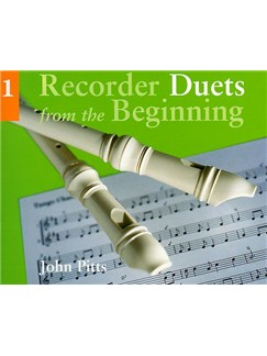 Recorder Duets From The Beginning: Pupil's Book 1 Books | Soprano (Descant) Recorder (Duet)