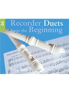 Recorder Duets From The Beginning: Pupil's Book 3 Books | Descant Recorder (Duet)