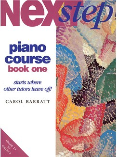 Next Step Piano Course Book 1 (carol Barratt) Books | Piano