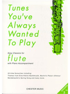 Tunes You've Always Wanted To Play Flute Books | Flute, Piano
