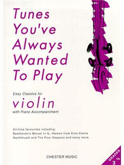 Tunes You've Always Wanted To Play Violin Books | Violin, Piano