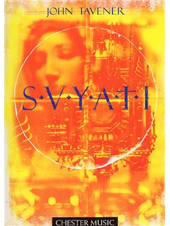 John Tavener: Svyati Books | SATB and solo Cello