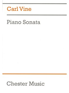 Carl Vine: Piano Sonata Books | Piano