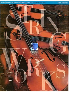 Stringworks: Film Themes Books | String Quartet