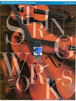 Stringworks: Film Themes Livre | Quatuor À Cordes
