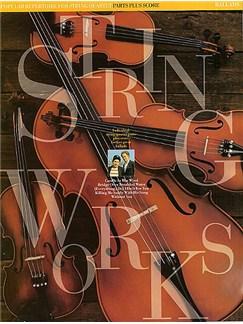 Stringworks: Ballads Livre | Quatuor À Cordes