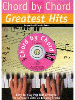 Chord By Chord Greatest Hits Books and CDs | Piano and Voice, with Guitar chord symbols