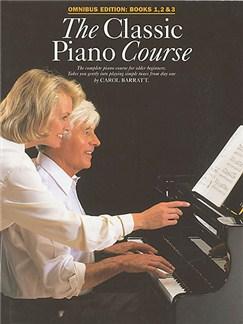 The Classic Piano Course Omnibus Edition Books | Piano