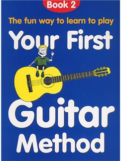Your First Guitar Method: Book 2 Books | Guitar