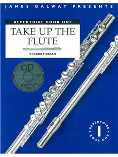 Take Up The Flute: Repertoire Book One Books and CDs | Flute