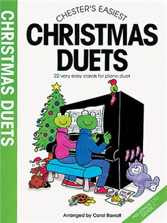 Chester's Easiest Christmas Duets Livre | Piano (Duo)
