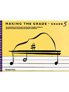 Making The Grade: Grade Five (Piano) Books | Piano