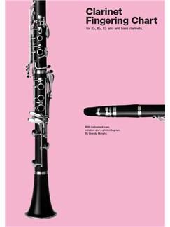 Clarinet Fingering Chart  | Clarinet