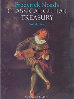 Frederick Noad's Classical Guitar Treasury: Solo Guitar Books | Guitar, Classical Guitar