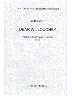John Harle: Dear Willoughby Books | Soprano, Alto, Tenor, Bass