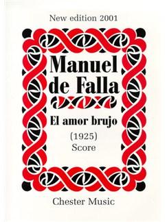 Manuel De Falla: El Amor Brujo (Score) Books | Orchestral