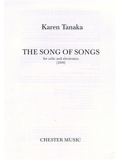 Tanaka: The Song Of Songs For Cello And Electronics (1996) Books | Cello