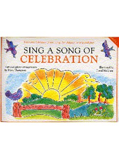 Sing A Song Of Celebration Books | Piano and Voice, with Guitar chord symbols