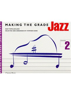 Making The Grade: Jazz Grade Two (Piano) Books | Piano, with chord symbols
