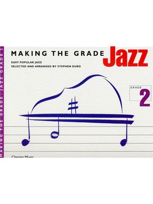 Making The Grade: Jazz Grade Two (Piano) - Piano & Guitar Sheet ...