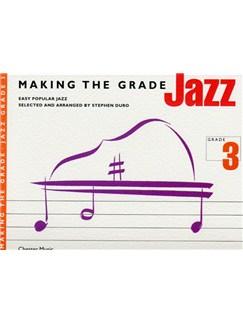 Making The Grade: Jazz Grade Three (Piano) Books | Piano, with chord symbols