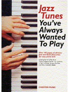 Jazz Tunes You've Always Wanted To Play Livre   Piano et Guitare (Symboles d'Accords)