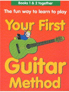 Your First Guitar Method Omnibus Edition Books | Guitar