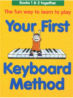 Your First Keyboard Method Omnibus Edition Books | Piano, Keyboard