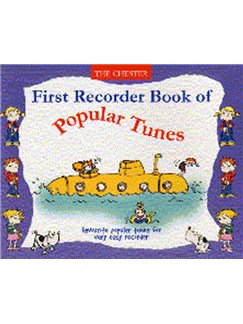 First Recorder Book Of Popular Tunes Books | Recorder